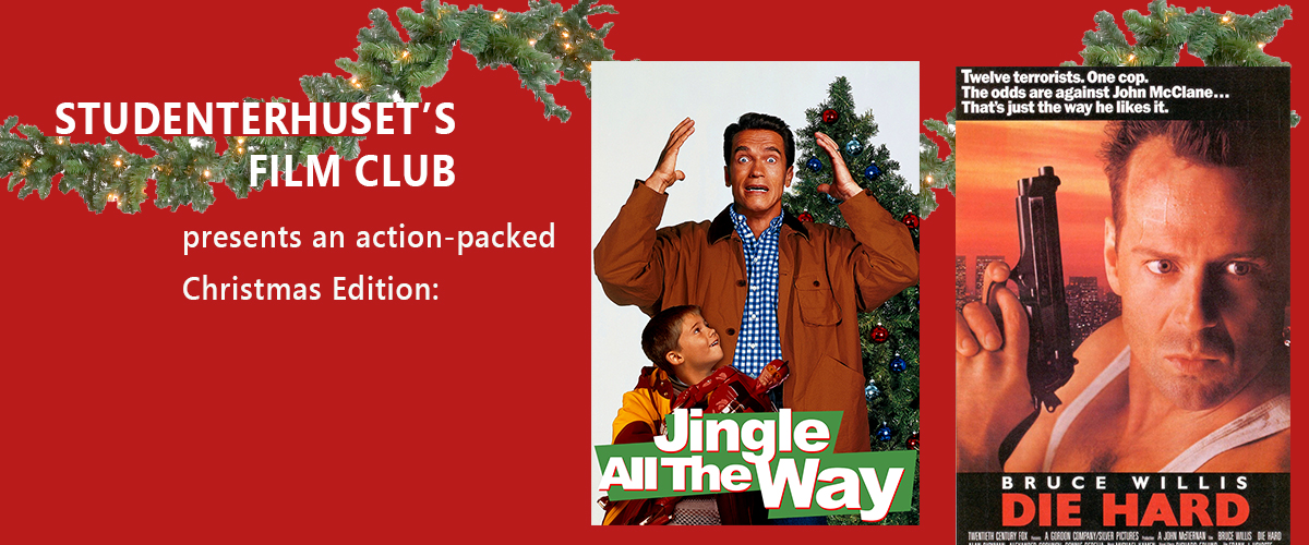 Film club action-packed christmas