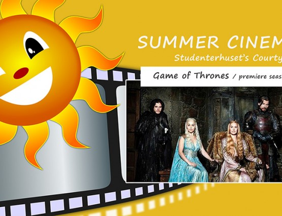 Summer Cinema - Game of Thrones web