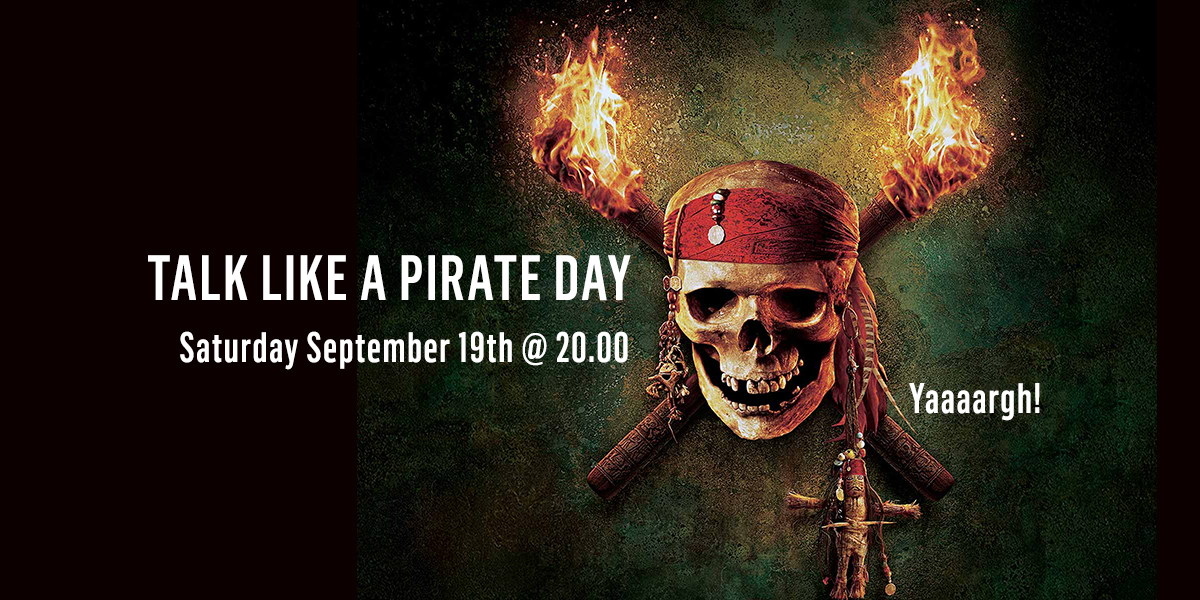 talk like a pirate day - photo #31