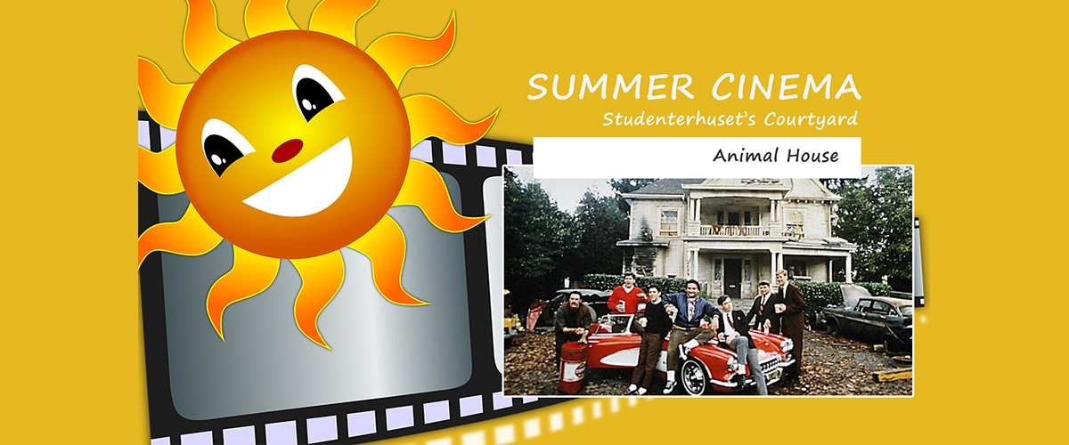 Summer Cinema - Animal House web