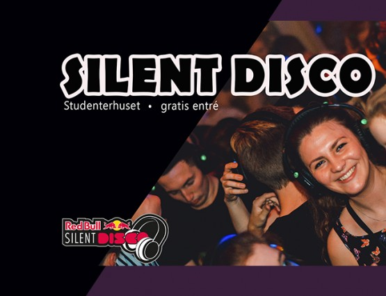 Silent Disco web cover